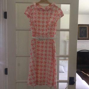 Houndstooth Summer Dress